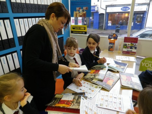 Stores as Classrooms initiative