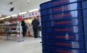 Sainsbury's posts first like-for-like sales decline for 36 quarters