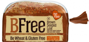 Irish wheat and gluten free brand, BFree, lists second product in the UK