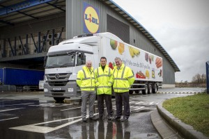 DHL and Lidl UK launch longer semi trailer pilot following contract extension