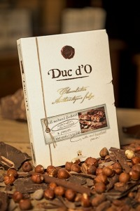 International Belgium chocolate brand, Duc d'O, launches in India