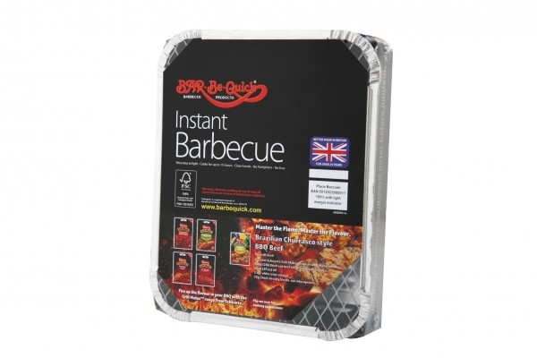 Promotional recipe BBQ packs