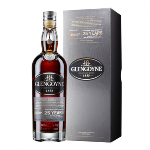 Glengoyne introduces new 25-year-old single malt Scotch whisky