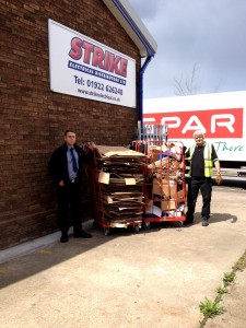 Blakemore recycling service helps out Walsall businesses