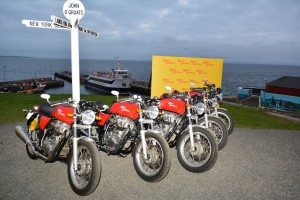 World's oldest motorcycle company, Royal Enfield, opens London store