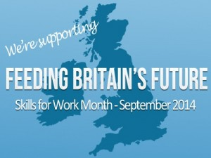 Food and grocery industry to provide vital skills training for 15,000 of Britain's unemployed