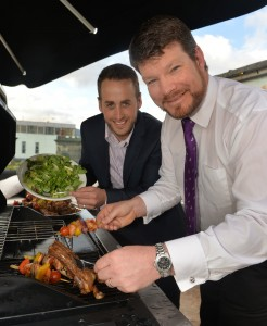 Henderson Group pushes fresh credentials with locally sourced barbecue range at Spar Northern Ireland