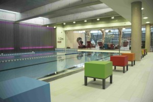 Pentland's London HQ pool