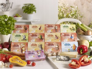 Little Dish revamps chilled meals for toddlers and launches TV advertising campaign