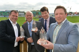 Henderson Group hosts Spar Local Supplier Awards at Balmoral Show, Northern Ireland