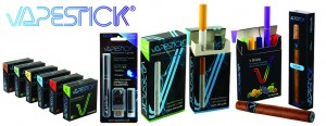 New listings for VAPESTICK