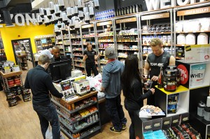 Sports nutrition retailer, GNC, launches new concept store in Guildford