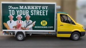 Morrisons: expanding online deliveries