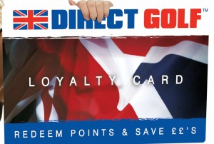 New loyalty card