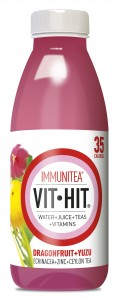 Vitamin drink, VitHit, launches Immunitea in UK