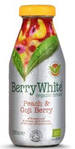 Organic fruit-based juice drink, BerryWhite, achieves first national listing