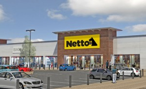 Netto to return to UK in joint venture between Sainsbury's and Dansk Supermarked