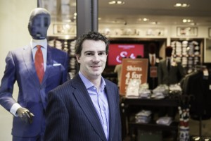 Charles Tyrwhitt collars global ambitions with international IT platform