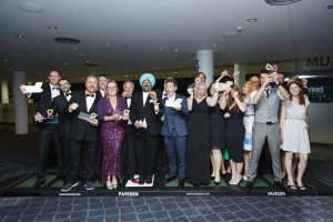 Sustainability innovators recognised in 2degrees Champions Awards