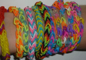 Playground crazes boost traditional play with £1m worth of Loom bands sold in first week of July, reports The NPD Group