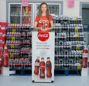 Coca-Cola launches virtual assistant in cash and carries in London for Share a Coke campaign