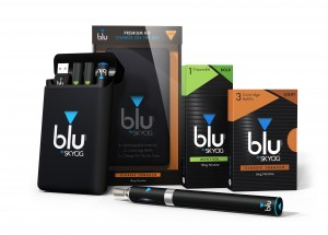 Electronic cigarette, blu eCigs, partners with major UK music venues