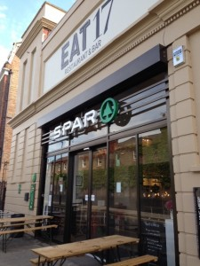Spar Hackney opens new concept store and restaurant on cinema site in partnership with Blakemore Trade Partners