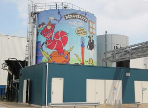 Ben & Jerry's powers own factory with by-products of ice cream in 'Chunkinator'