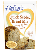 Helen's expands range of wheat and gluten free mixes with three new listings in Ocado