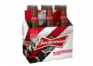 Budweiser launches limited edition packs to showcase MADE for Music platform, featuring JAY Z