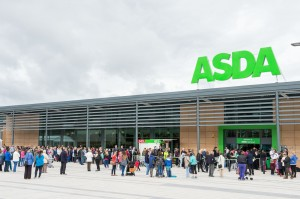 New Asda store in Scotland