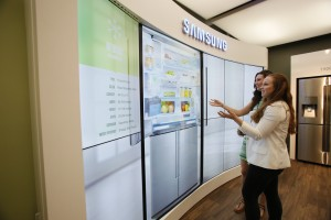 Samsung Electronics and Cheil Worldwide aim to shake up UK home appliance retailing with CenterStage innovation