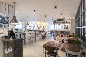 Ham Holy Burger and Rossopomodoro open restaurant concessions in John Lewis flagship store