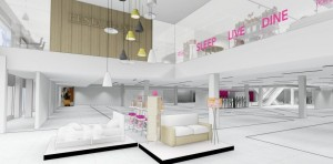 Simons Group completes work on Debenhams' Cheshire Oaks store