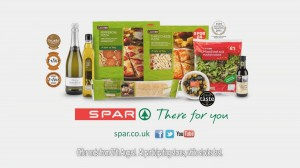 Spar back on TV in August with two new advertisements