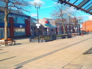 Retail and leisure complex, Grand Central Stockport, celebrates waste management and recycling success