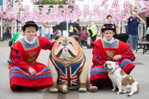 Best of British drives footfall at Fleetport Fleetwood