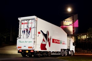 Spar reports service levels reach new record