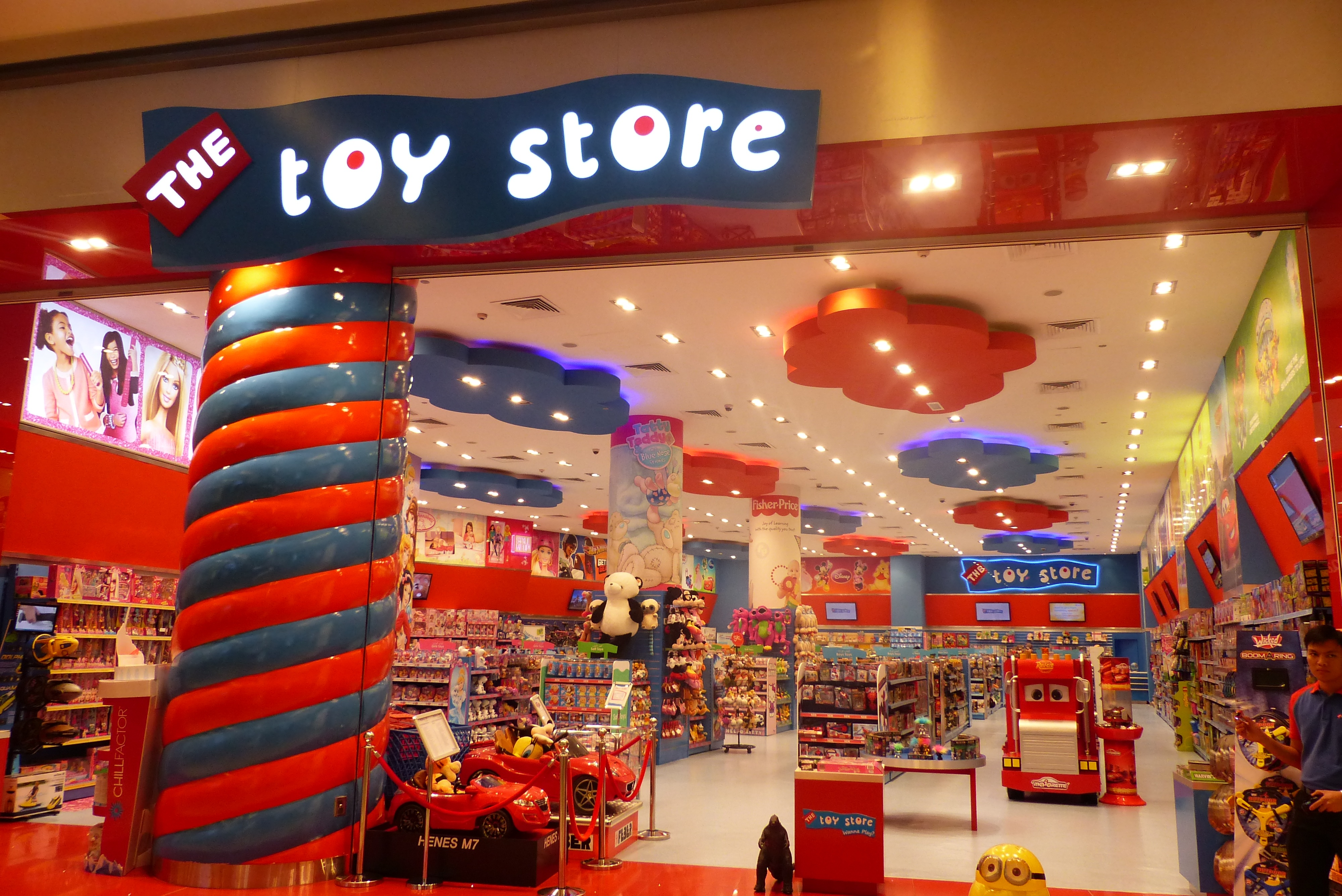 The Toy Store lands global flagship store on London's ...