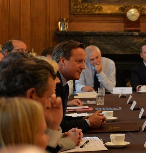 Food and grocery CEOs meet PM to tackle employability skills of young jobless