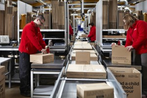 Marks & Spencer renews contract with Norbert Dentressangle