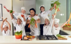 Sainsbury's teams with British Nutritional Foundation to reveal the nation's cooking age
