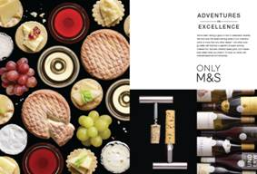 Marks & Spencer launches autumn food and fashion advertising campaign