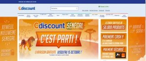 Discounter, Cdiscount, launches website in Brazil