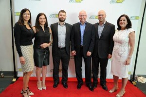 Subway recognises BI solutions and technology provider, PXtech, for brand support