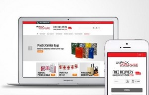 Retail packaging company, Unipack, unveils new website