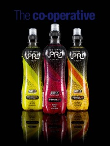 Retail launch for iPro isotonic drink