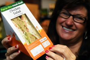 Spar raises £200,000 for NSPCC's ChildLine Schools Service with sandwich promotion in north of England
