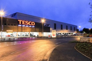 Barr Construction completes new Tesco superstore in Dunfermline