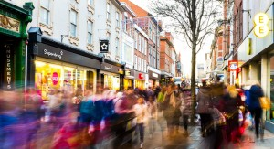 First trading weekend of 2017 delivers nationwide decline in footfall, Springboard shows